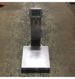 Brooklyn Weigh-Tronix Industrial Scale #YEL