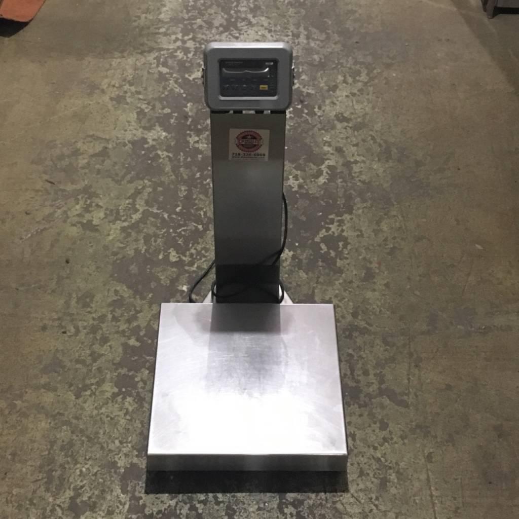 Brooklyn Weigh-Tronix Industrial Scale #YEL