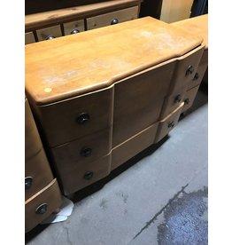 Queens Designer Heywood Wakefield Mini-dresser #YEL