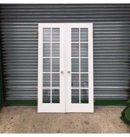 Brooklyn Ideal French Door Set #YEL