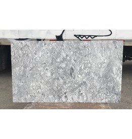 Brooklyn Dove Gray Terrazzo Counter Top #YEL