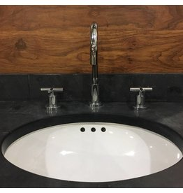 Brooklyn DornBracht Quartz Vanity Top #YEL