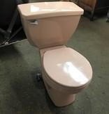 Queens Vintage Pink Toilet #YEL