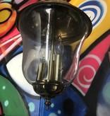 Queens American Lantern Fixture #BLU