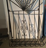 Brooklyn Cast Iron Window Guard #BLU
