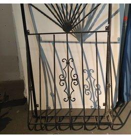 Brooklyn Cast Iron Window Guard #BLU