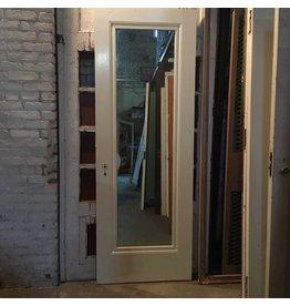 Brooklyn Solid Door with Mirror Panel #BLU