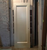 Brooklyn Solid Door with Mirror Panel #BLU