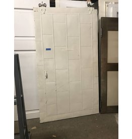 Queens Rolling Steel Warehouse Door #BLU