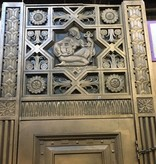 Brooklyn Wall Street Bank Entrance Replica #BLU