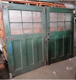 Queens Theatrical Swinging Barn Doors#blu
