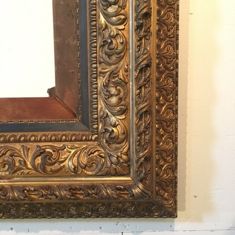 Brooklyn 19th Century Guilded Frame #BLU