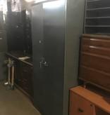 Brooklyn Metal Storage Locker no. 2 #BLU