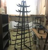 Brooklyn 9 Tier Iron Racks #BLU