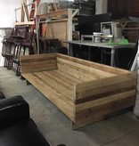 Brooklyn Reclaimed Wood Sofa Frame #ORA