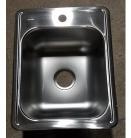 Queens Dayton Stainless Steel Sink #ORA