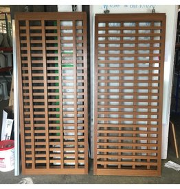 Brooklyn Set of Shoji Style Doors #ORA