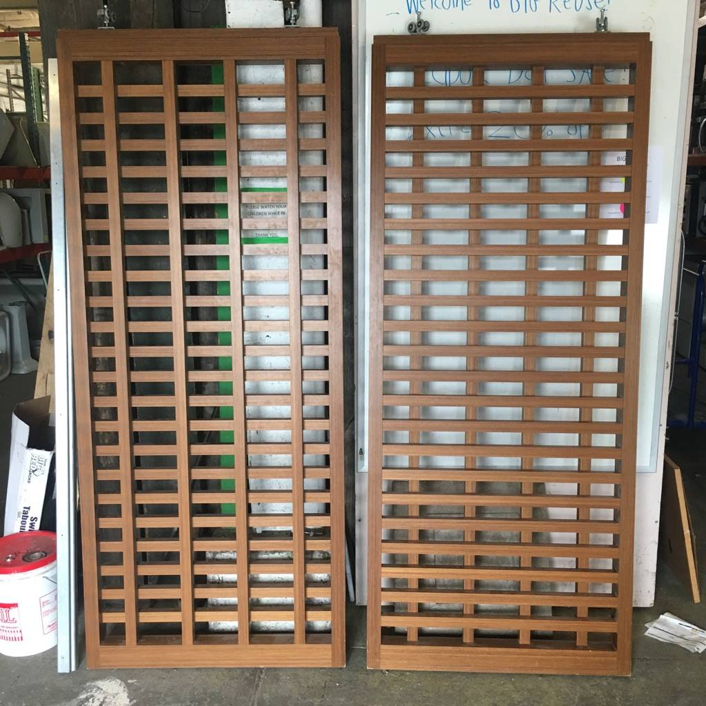Brooklyn Set of Shoji Style Doors #ORA