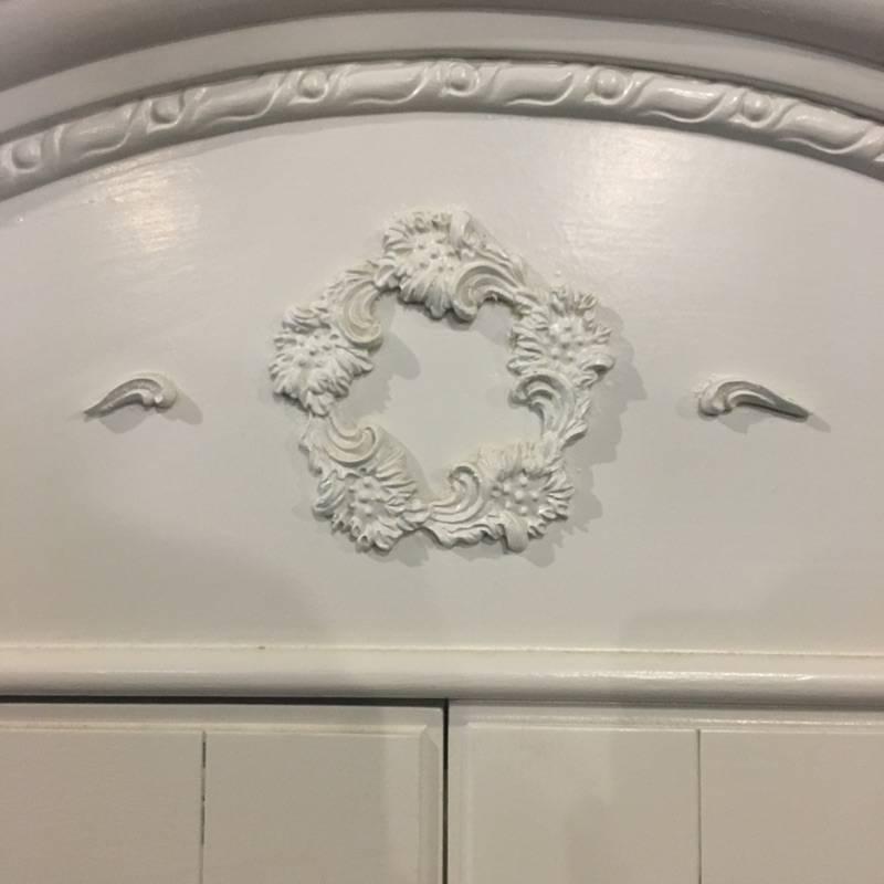 Brooklyn Curio Dresser #ORA