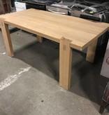 Queens Designer Oak Dining Table #ORA