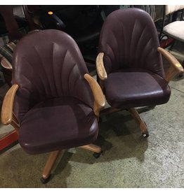 Brooklyn Retro Office Chairs #ORA