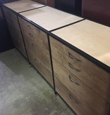 Brooklyn Custom Oak Dresser #ORA