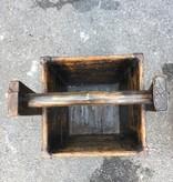 Brooklyn Rustic Wood Basket Set #ORA