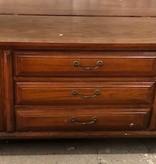"""Queens Kent-Coffey """"El Chico'' 1960's Low Dresser#Red"""