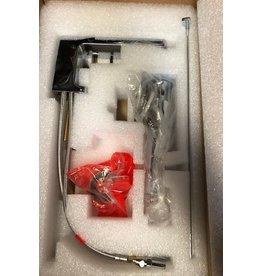 Queens Dorn Bracht Lulu Single-Lever Basin Mixer#Red