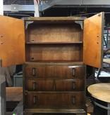 Brooklyn Art Deco Dresser #RED