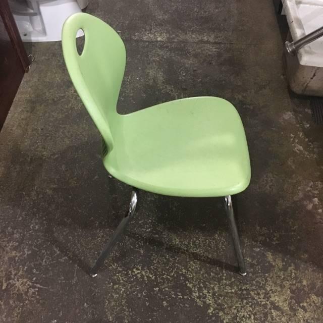 Brooklyn Keylime Green Chair #ORA