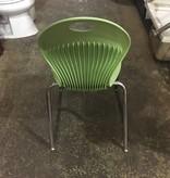 Brooklyn Keylime Green Chair #RED