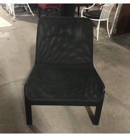 Queens Outdoor Mesh Patio Chair #RED