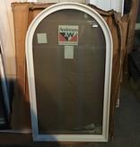 Andersen Springline Arch Window #RED