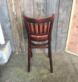 Brooklyn Rustic Bar Stool #RED