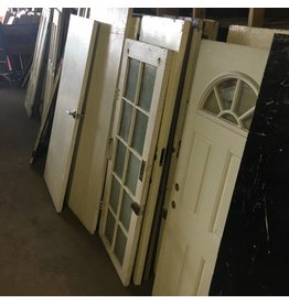 Brooklyn Assortment of FREE Doors #RED