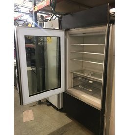 Brooklyn Sub-Zero Plywood Panel Refrigerator #GRE
