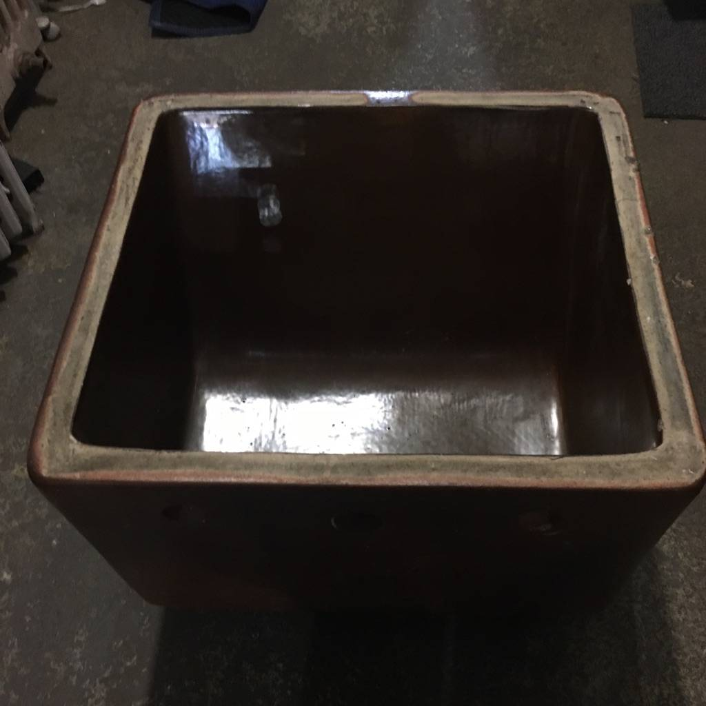 Brooklyn Antique Terra Cotta Utility Sink #GRE