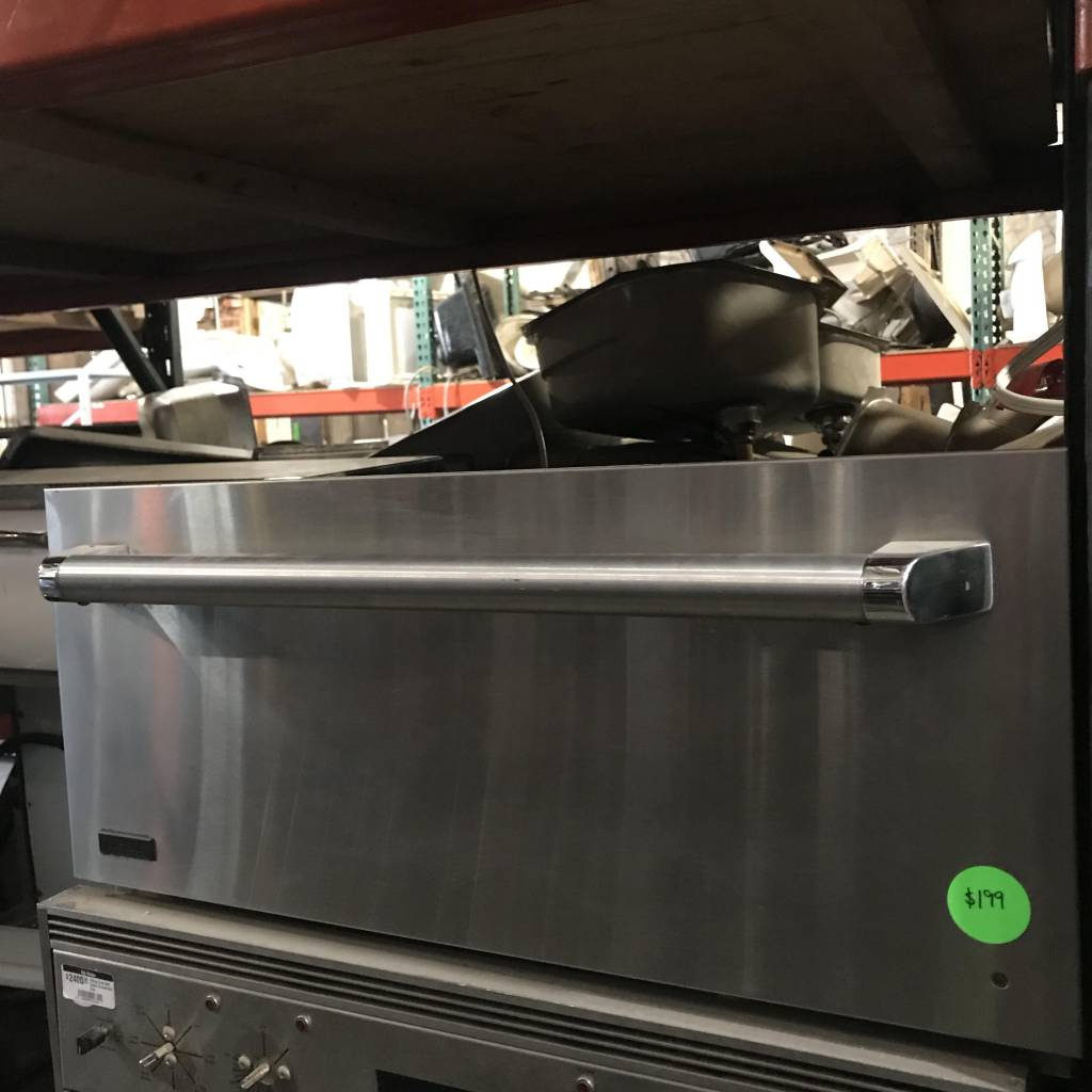 Brooklyn Thermador Stainless Steel Warming Drawer #YEL