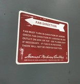 Brooklyn Hammond Machinery Industrial Fan
