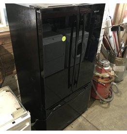 Brooklyn Jenn Air Black Acrylic Refrigerator #YEL