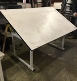 Brooklyn XL Drafting Table #YEL