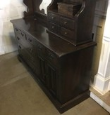 Stained Oak Dresser and Vanity Unit #ORA