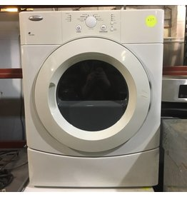 Brooklyn Whirlpool Accudry Gas Dryer #YEL