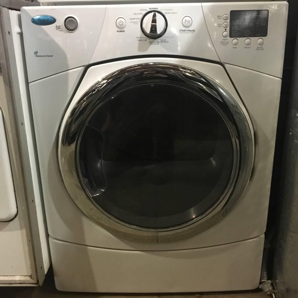 Whirlpool Drying Cabinet ~ Brooklyn whirlpool duet electric dryer yel big reuse