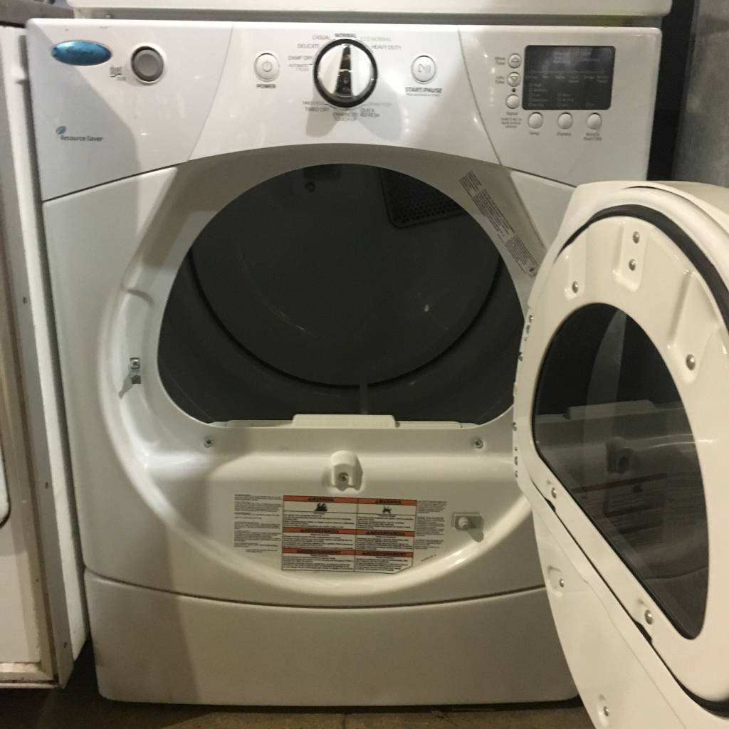 Whirlpool Duet Electric Dryer #YEL