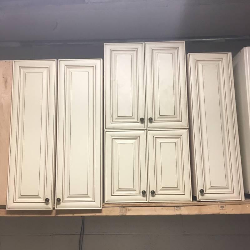 Brooklyn 10 piece Country Farmhouse Cabinet Set #YEL