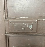 Brooklyn Brownstone Entrance Door #BLU