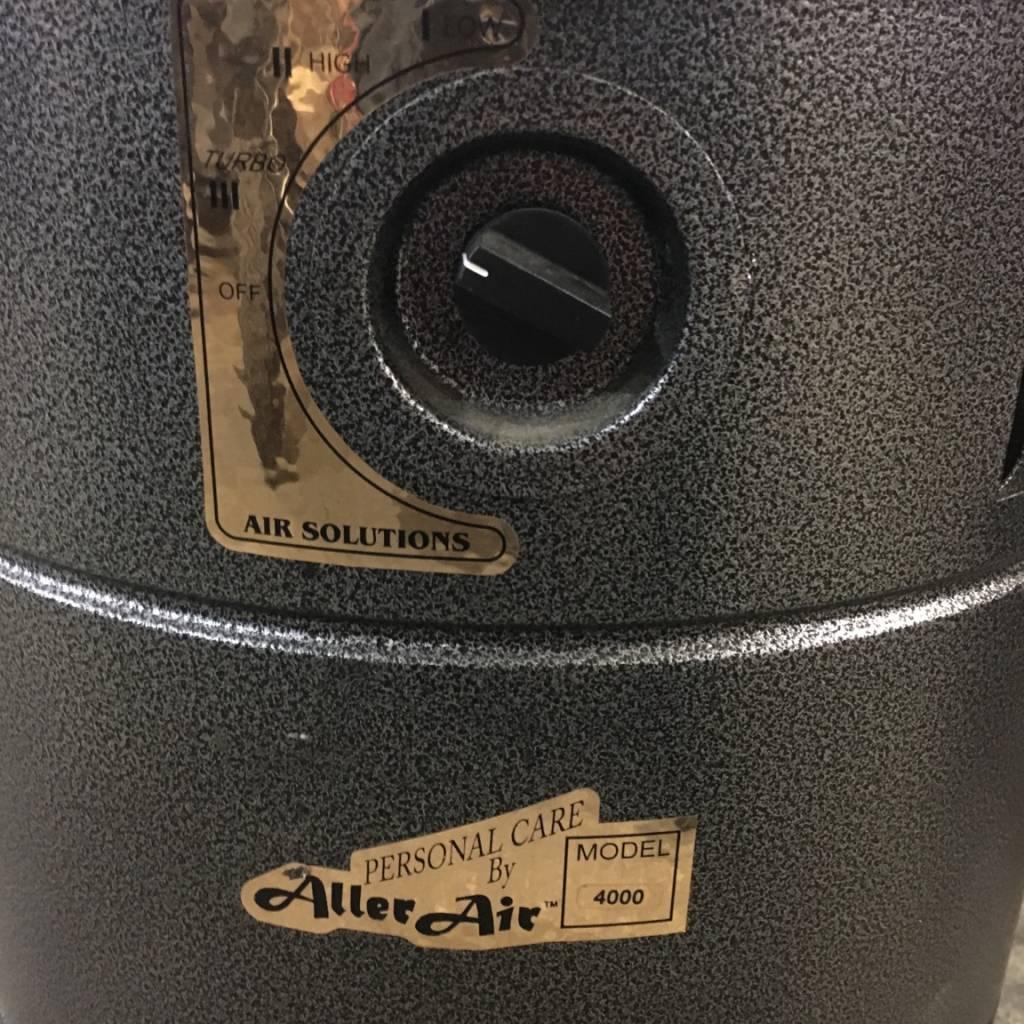 Brooklyn Aller Air Purifier #BLU