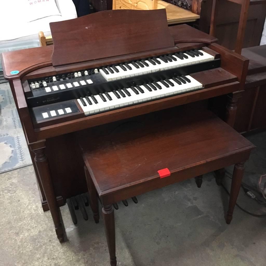 Hammond Organ Blu Big Reuse